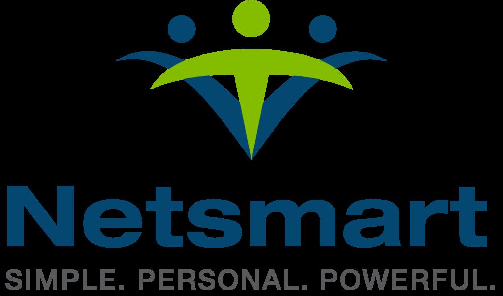 Netsmart Simple. Personal. Powerful Logo