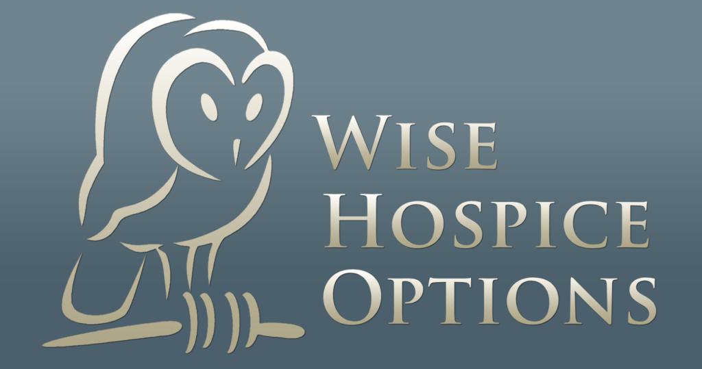 Wise Hospice options Logo